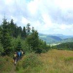 wandelen in omgeving Savita Duitsland